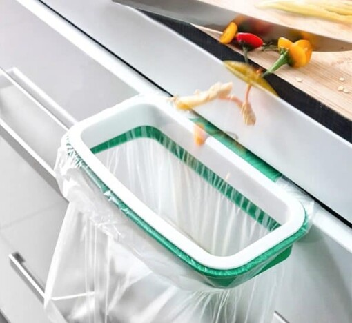 Suport pentru saci de gunoi